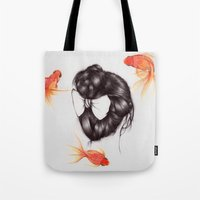 Hair Sequel II Tote Bag