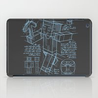 Plan Mine iPad Case