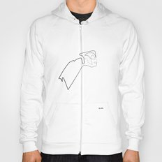 One line Rocketeer Hoody