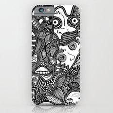 Faces in the Dark iPhone 6 Slim Case