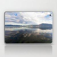 painted lake Laptop & iPad Skin