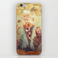 Below the Surface iPhone & iPod Skin