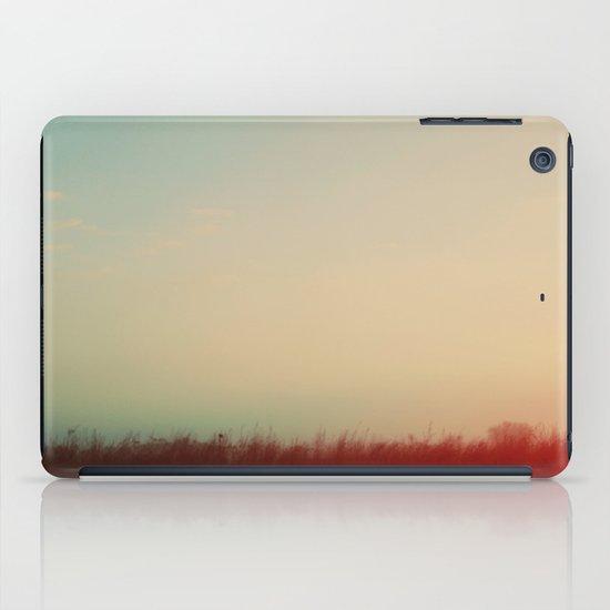 Rainbow Haze iPad Case