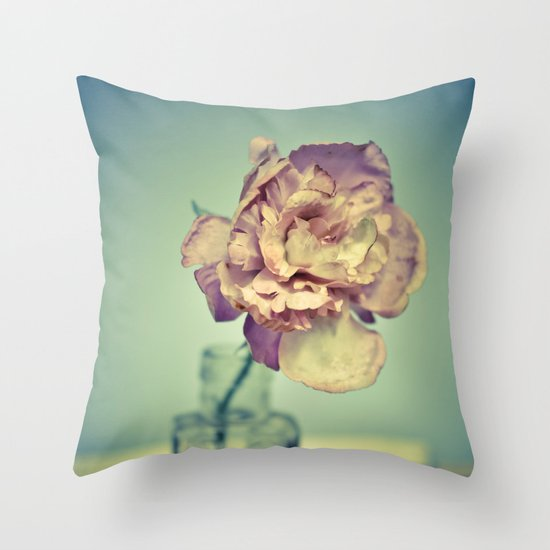 Pretty Flower 1 Throw Pillow