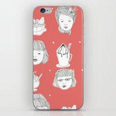 Sweet Girls iPhone & iPod Skin