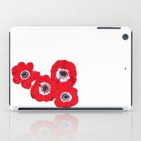 Anemones iPad Case