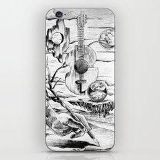 Born of an idea iPhone & iPod Skin
