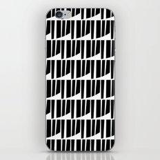 Westfranke Black & White Pattern iPhone & iPod Skin