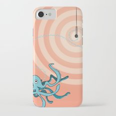Singing Octopus iPhone 7 Slim Case
