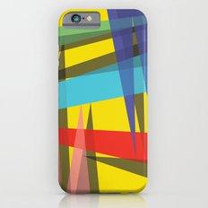 Ambient 19 yellow Slim Case iPhone 6s
