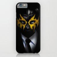 SOLAR SQUAD MAN iPhone 6 Slim Case