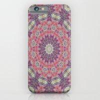 Gypsy Medallion Grape iPhone 6 Slim Case