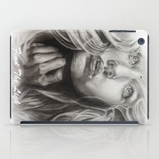 Find The Light     By Davy Wong iPad Case