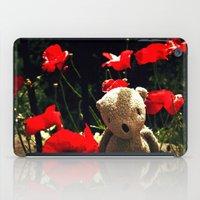 Poppy Palin iPad Case