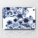 Ballpoint Florals iPad Case