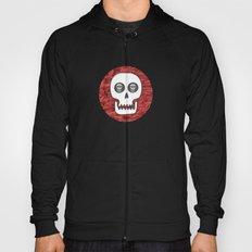 Skull Poppy Hoody