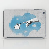 On The 101110010th Day..… iPad Case