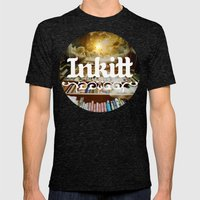 Inkitt Empowers Authors … Mens Fitted Tee Tri-Black SMALL