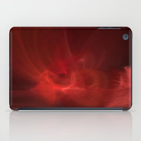 The Color of Passion iPad Case