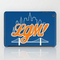 Let's Go Mets iPad Case