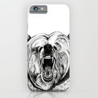 iPhone & iPod Case featuring He was like a bear! by Samantha J Creedon