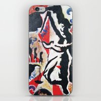 Rise Up iPhone & iPod Skin