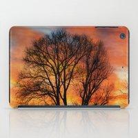 TRACERY iPad Case