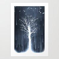 Forever Tree Art Print