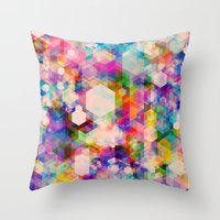 Bitmap Throw Pillow