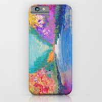 AROUND THE RIVERBEND - A… iPhone 6 Slim Case
