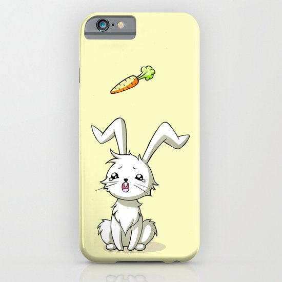 Bunny Carrot iPhone & iPod Case