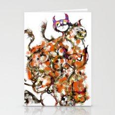 9 Cats - Cs168 Stationery Cards