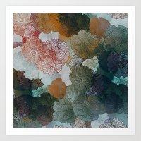 Terra shades Art Print