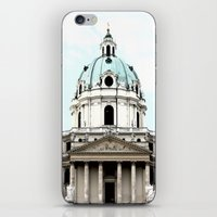 Old Church iPhone & iPod Skin