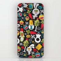 Ugly Christmas. iPhone & iPod Skin