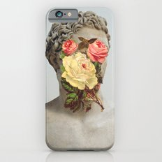 Bust With Flowers iPhone 6 Slim Case