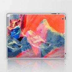 Abstract Mt. Everest Laptop & iPad Skin