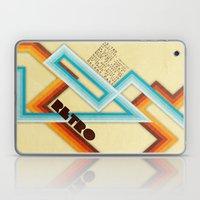 Retro Meaning Laptop & iPad Skin