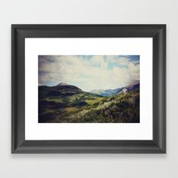 Mountain Spirit Framed Art Print