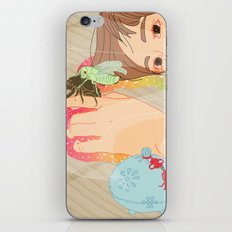 Summer Semi iPhone & iPod Skin