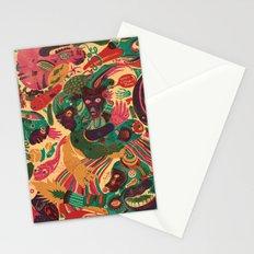 Sense Improvisation Stationery Cards