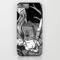 iPhone & iPod Case featuring BOY WHO WHISTLES IN HIS SLEEP by G - K O K O