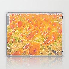 Sunflowers Summer Botanical Laptop & iPad Skin