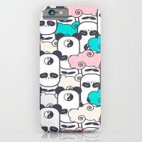 Zen Panda iPhone 6 Slim Case