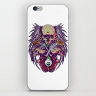 iPhone & iPod Skin featuring All Eyes On Me by Ergün Uzun