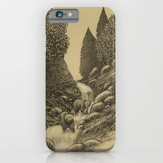 Bear Creek  iPhone & iPod Case