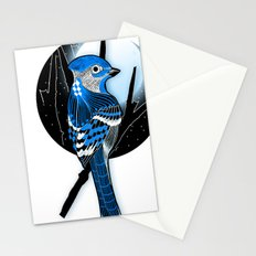 Blue Bird Stationery Cards