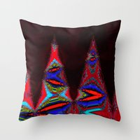 I Need A Holiday  Throw Pillow