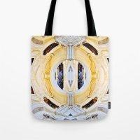 Plafond Kaléidoscope Tote Bag