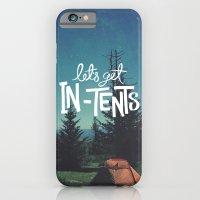Let's Get In-Tents iPhone 6 Slim Case